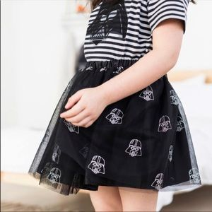 Hanna Andersson Black Star Wars tulle 8